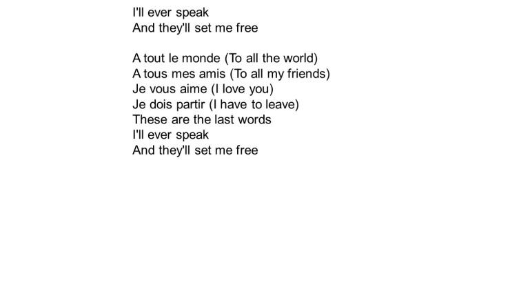 A Tout Le Monde 4