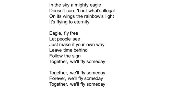 Eagle Fly Free 3