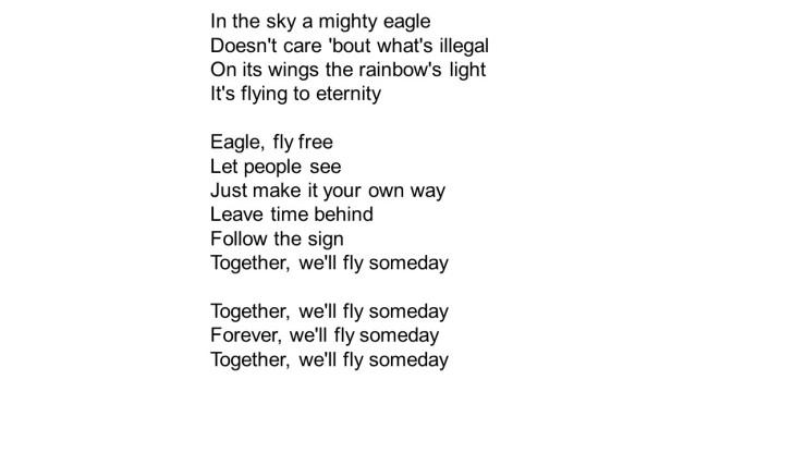 Eagle Fly Free 3
