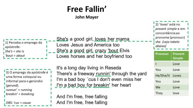 Free Fallin' 1