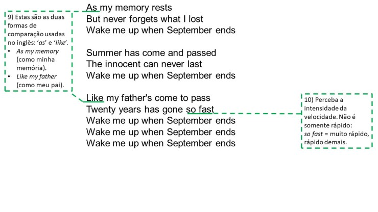 Wake Me Up When September Ends 3