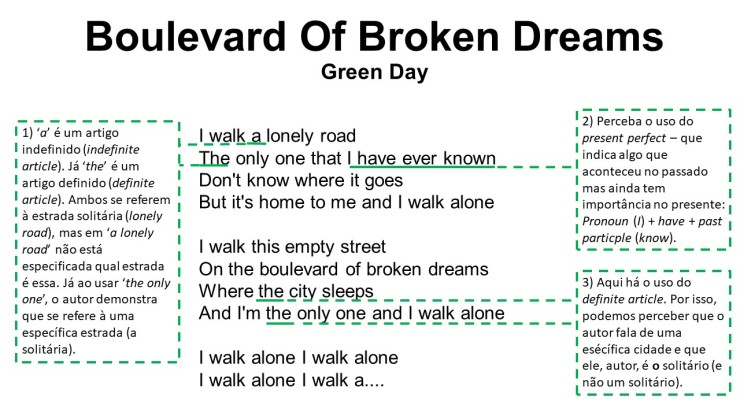 Boulevard Of Broken Dreams1