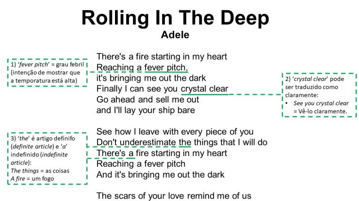 Rolling In The Deep1