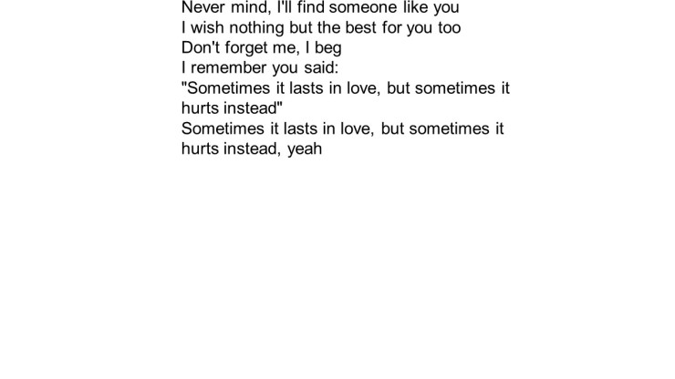 Someone Like You4