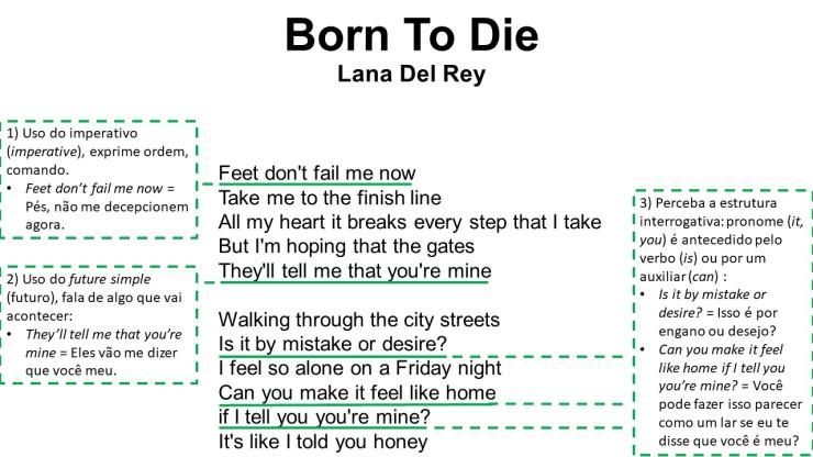 Born To Die1